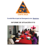 Informe Situación N° 10 – Comité Municipal de Emergencias.